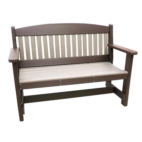 Outdoor Furniture - 4' Garden Bench