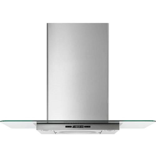 """CLOSEOUT SPECIAL! 36"""" Glass Visor Canopy Wall Hood, Showroom Demo Unit - 90 Day WACA Warranty - NOT original duct cover - JXW5036WS  Serial#XHY4800677"""