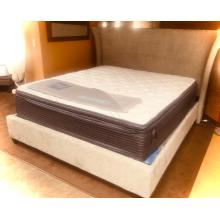 See Details - KING INTEGRITY PILLOW TOP PLUSH PILLOW TOP POCKETED COIL MATTRESS   (FLOOR SAMPLE - ASIS - BED SOLD SEPARATELY)