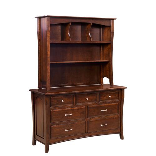 Amish Craftsman - Berkley Dresser