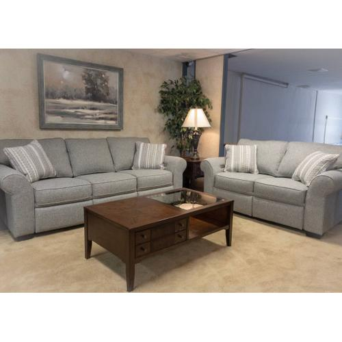 Harmony Wallace Loveseat with Power Ottoman 8H00-01