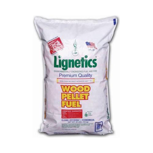 Lignetics - 40 LB Bag Wood Pellets