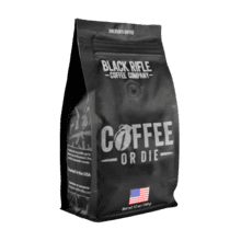 Coffee or Die 12oz Ground Bag