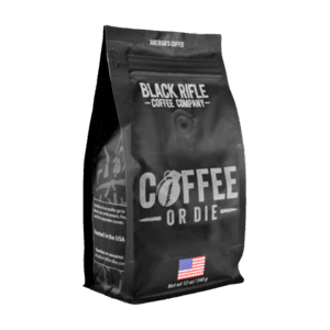 Black Rifle Coffee Company - Coffee or Die 12oz Ground Bag