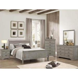Crown Mark B3450 Louis Phillip King Bedroom