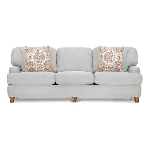 Franklin Furniture - Brianna Stationary Sofa