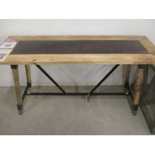 View Product - CLEARANCE SOFA TABLE