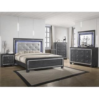 Perina King Bed