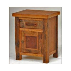 Stony Brooke Nightstand With Door and Drawer