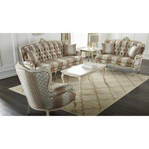 Continental Furniture Ltd - Filippo - Coffee Table