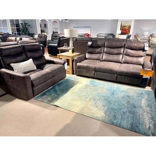 Catnapper - CLOSEOUT Reclining Sofa & Loveseat