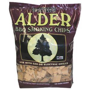 Alder Smokin Chips - 3lbs