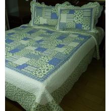 Mariette Blue Quilt