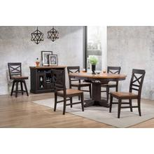 Round To Oval Dining - Choices Collection