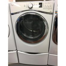See Details - 7.3 cu. ft. Duet® Electric Steam Dryer with ENERGY STAR® Qualification