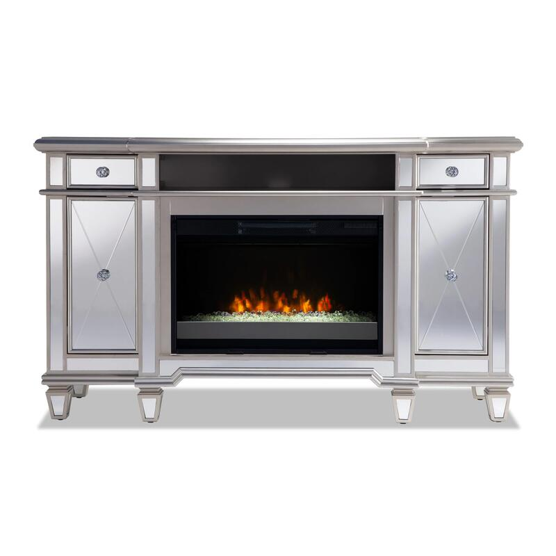 View Product - Twin Star Salon Media Fireplace TV Stand