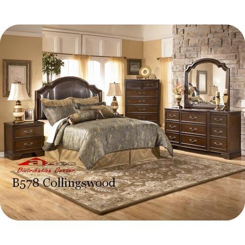 Ashley Furniture - Ashley B578 Collingswood Bedroom set Houston Texas USA Aztec Furniture