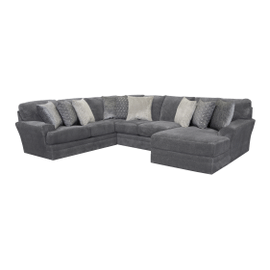 Mammoth 3-Piece Sectional with RAF Chaise