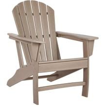Sundown Adirondack Chair - Grayish Brown