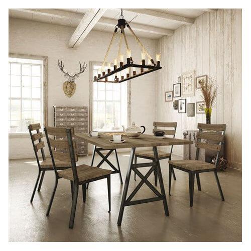 Amisco - Flagstaff Table Base