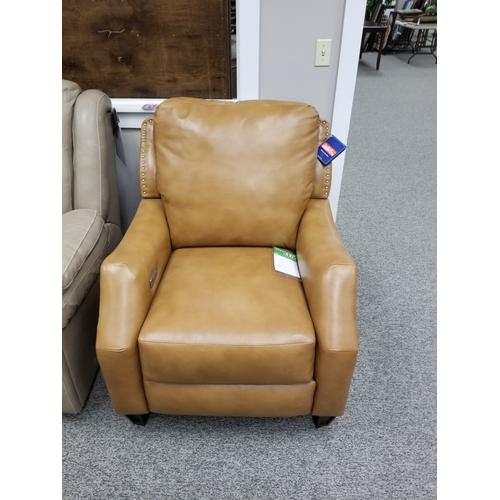 Elevate leather reclining chair
