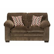 UNITED 3683LS Harlow Chestnut Loveseat