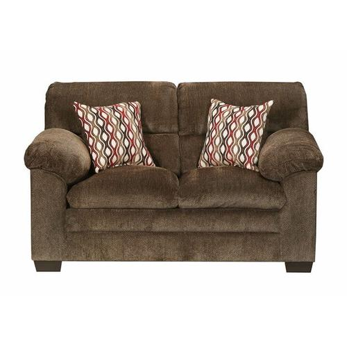 UNITED 3683S Harlow Chestnut Sofa