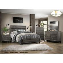 1645-1 Contemporary Bedroom Collection