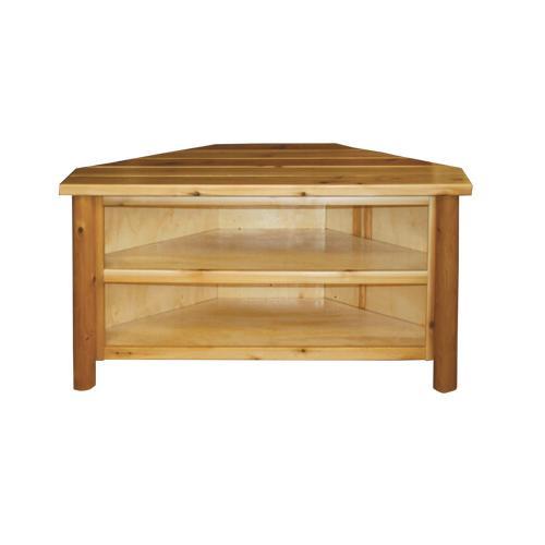Product Image - W196 Corner TV Stand