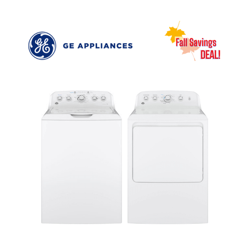 View Product - Fall Savings Deal - GE Top Load Laundry Pair Package