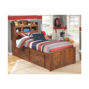 Ashley FurnitureTwin Under Bed Storage Unit with Rails (Headboard & Footboard Sold Separately)