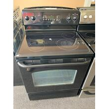"GE® 30"" Free-Standing Electric Range (This may be a Stock Photo, actual unit (s) appearance may contain cosmetic blemishes. Please call store if you would like additional pictures). This unit carries our 6 Month warranty, MANUFACTURER WARRANTY and REBATE NOT VALID with this item. ISI 36245"