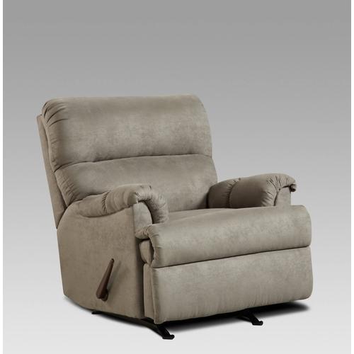 Affordable Furniture - 2155 Sensation Grey Recliner