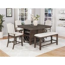 Crown Mark 2772 Regent Counter Height Dining Group