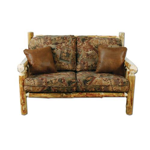 Best Craft Furniture - RRP4102 Log Loveseat