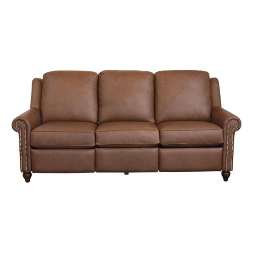 Bassett Furniture - Premiere Collection - Magnificent Motion Leather Reclining Sofa