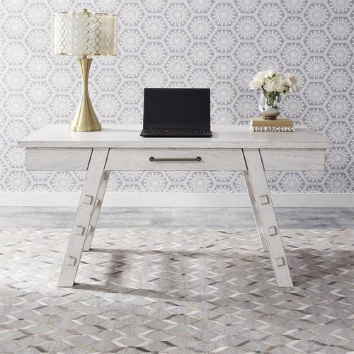 Modern Farmhouse Writing Desk Flea Market White