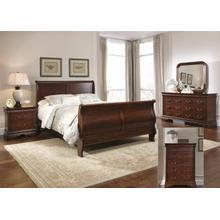 Carriage Court Queen Bedroom Group