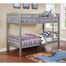 LIFESTYLE CB801G-JXA-JQX-J08  Alpine Cottage Twin Size Bunk Bed