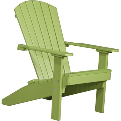 Lakeside Adirondack Chair Lime Green