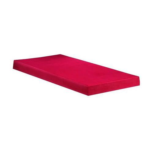 "Easyrest - Easy Rest - Kidz-Pedic Memory Foam - Red Cover - 5"""