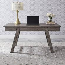 Modern Farmhouse Writing Desk Dusty Charcoal