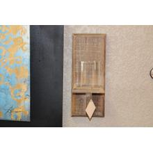 See Details - Candle Holder Wall Decor