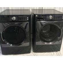 Kenmore Elite Front Load Washer & Gas Dryer Set (Refurbished)