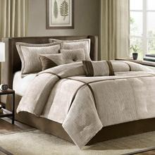 Dallas 7 piece Comforter Set - King