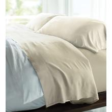 RESORT BAMBOO BED SHEETS - IVORY