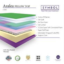 Azalea - Pillow Top