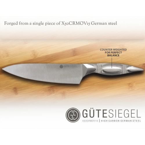 """Rhineland - 9"""" Offset Bread Knife"""