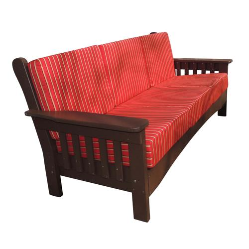 Outdoor Furniture - Upholstered Sofa