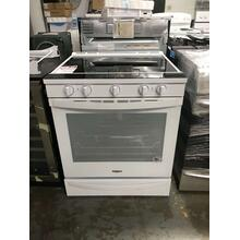 6.4 cu. ft. Smart Slide-in Electric Range with Scan-to-Cook Technology**OPEN BOX ITEM** Ankeny Location